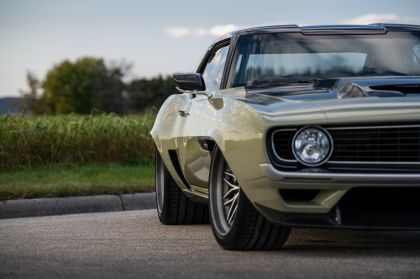 2019 Chevrolet Camaro Valkyrja by RingBrothers ( based on 1969 Chevrolet Camaro ) 47