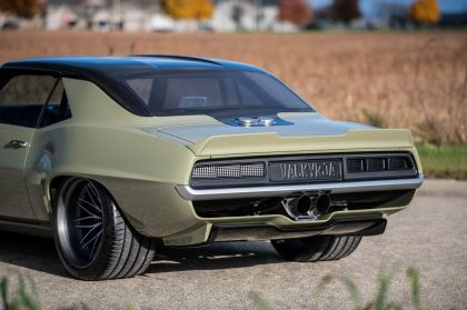 2019 Chevrolet Camaro Valkyrja by RingBrothers ( based on 1969 Chevrolet Camaro ) 73