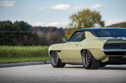 2019 Chevrolet Camaro Valkyrja by RingBrothers ( based on 1969 Chevrolet Camaro ) 74