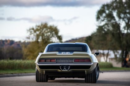 2019 Chevrolet Camaro Valkyrja by RingBrothers ( based on 1969 Chevrolet Camaro ) 76