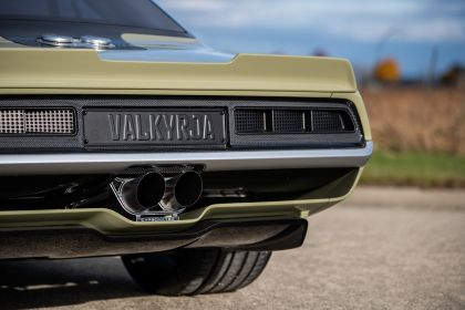 2019 Chevrolet Camaro Valkyrja by RingBrothers ( based on 1969 Chevrolet Camaro ) 77