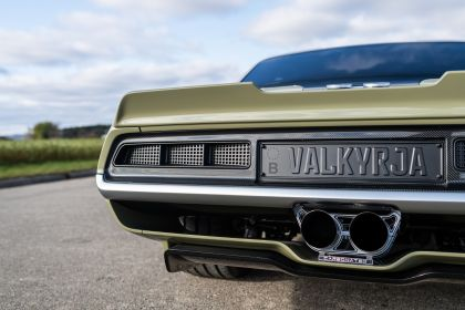2019 Chevrolet Camaro Valkyrja by RingBrothers ( based on 1969 Chevrolet Camaro ) 78