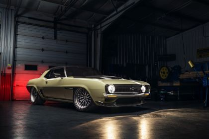2019 Chevrolet Camaro Valkyrja by RingBrothers ( based on 1969 Chevrolet Camaro ) 94