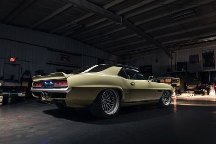 2019 Chevrolet Camaro Valkyrja by RingBrothers ( based on 1969 Chevrolet Camaro ) 96