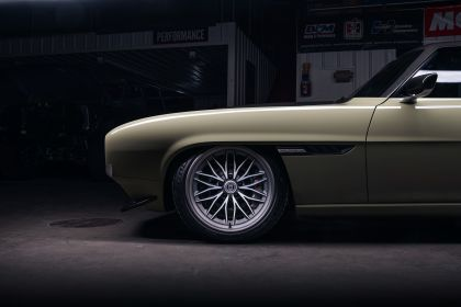 2019 Chevrolet Camaro Valkyrja by RingBrothers ( based on 1969 Chevrolet Camaro ) 101