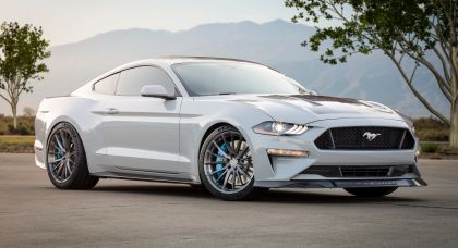2019 Ford Mustang Lithium concept 1