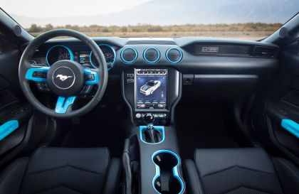 2019 Ford Mustang Lithium concept 7