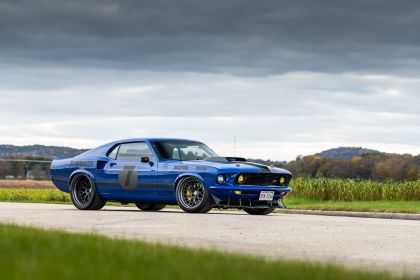 2019 Ford Mustang Mach 1 Unkl by RingBrothers ( based on 1969 Mustang Mach 1 ) 1