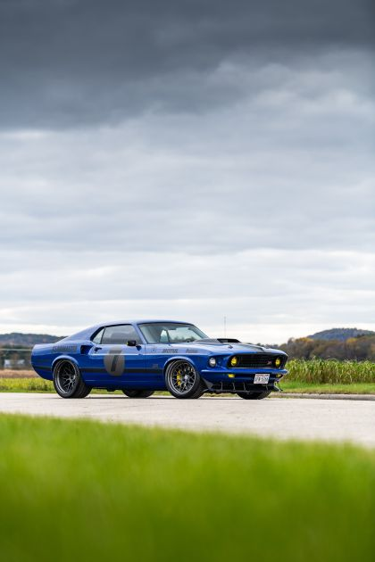 2019 Ford Mustang Mach 1 Unkl by RingBrothers ( based on 1969 Mustang Mach 1 ) 2