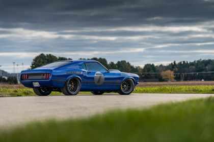2019 Ford Mustang Mach 1 Unkl by RingBrothers ( based on 1969 Mustang Mach 1 ) 16