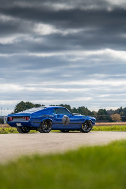 2019 Ford Mustang Mach 1 Unkl by RingBrothers ( based on 1969 Mustang Mach 1 ) 17