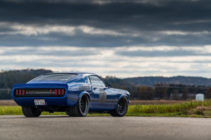 2019 Ford Mustang Mach 1 Unkl by RingBrothers ( based on 1969 Mustang Mach 1 ) 18