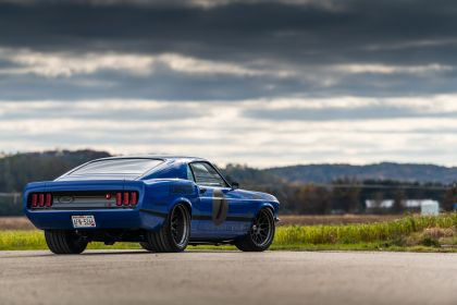 2019 Ford Mustang Mach 1 Unkl by RingBrothers ( based on 1969 Mustang Mach 1 ) 19