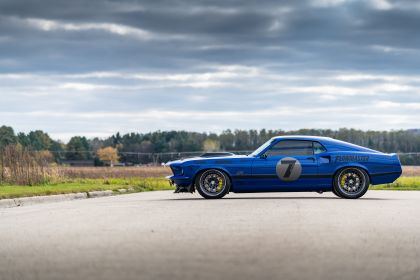 2019 Ford Mustang Mach 1 Unkl by RingBrothers ( based on 1969 Mustang Mach 1 ) 21