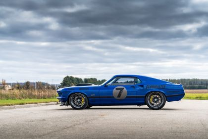 2019 Ford Mustang Mach 1 Unkl by RingBrothers ( based on 1969 Mustang Mach 1 ) 22