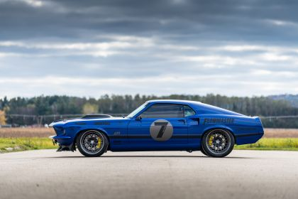 2019 Ford Mustang Mach 1 Unkl by RingBrothers ( based on 1969 Mustang Mach 1 ) 23