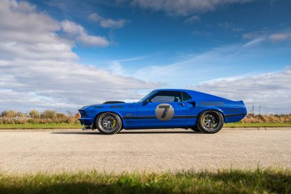 2019 Ford Mustang Mach 1 Unkl by RingBrothers ( based on 1969 Mustang Mach 1 ) 24