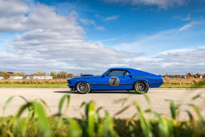2019 Ford Mustang Mach 1 Unkl by RingBrothers ( based on 1969 Mustang Mach 1 ) 26