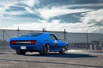 2019 Ford Mustang Mach 1 Unkl by RingBrothers ( based on 1969 Mustang Mach 1 ) 31