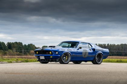 2019 Ford Mustang Mach 1 Unkl by RingBrothers ( based on 1969 Mustang Mach 1 ) 32