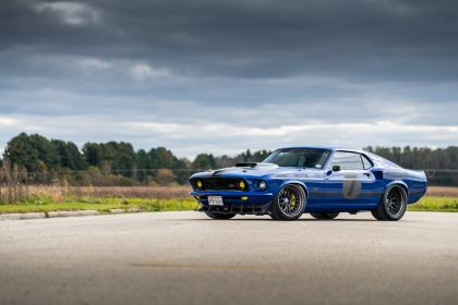 2019 Ford Mustang Mach 1 Unkl by RingBrothers ( based on 1969 Mustang Mach 1 ) 33