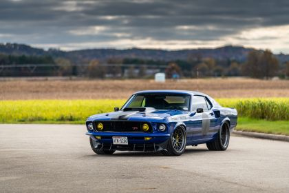 2019 Ford Mustang Mach 1 Unkl by RingBrothers ( based on 1969 Mustang Mach 1 ) 34
