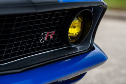 2019 Ford Mustang Mach 1 Unkl by RingBrothers ( based on 1969 Mustang Mach 1 ) 61