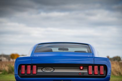 2019 Ford Mustang Mach 1 Unkl by RingBrothers ( based on 1969 Mustang Mach 1 ) 75
