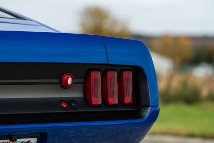 2019 Ford Mustang Mach 1 Unkl by RingBrothers ( based on 1969 Mustang Mach 1 ) 77