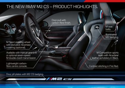 2020 BMW M2 CS 84