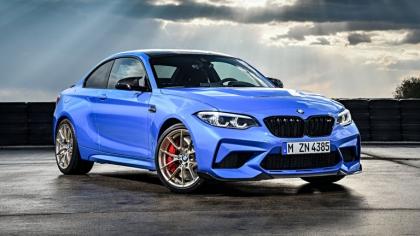 2020 BMW M2 CS 3