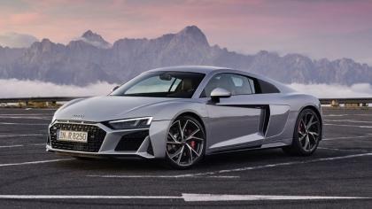 2020 Audi R8 V10 RWD coupé 1