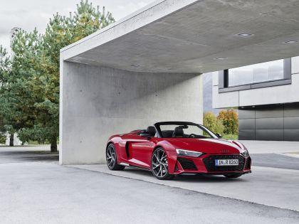 2020 Audi R8 V10 RWD spyder 1