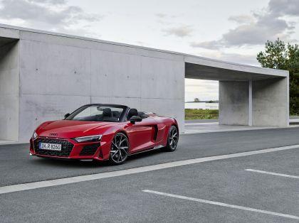 2020 Audi R8 V10 RWD spyder 2