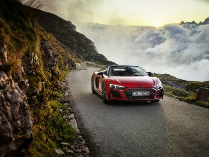 2020 Audi R8 V10 RWD spyder 13