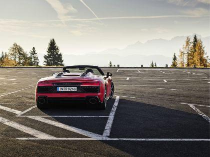 2020 Audi R8 V10 RWD spyder 16
