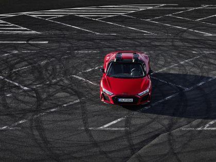 2020 Audi R8 V10 RWD spyder 19