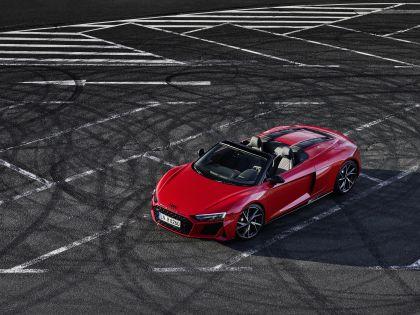 2020 Audi R8 V10 RWD spyder 21