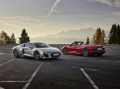 2020 Audi R8 V10 RWD spyder 24