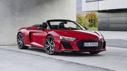 2020 Audi R8 V10 RWD spyder 5
