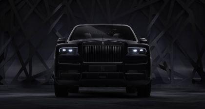 2019 Rolls-Royce Cullinan Black badge 4