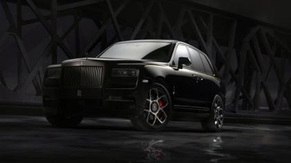 2019 Rolls-Royce Cullinan Black badge 6