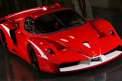 2008 Ferrari FXX Evoluzione 1