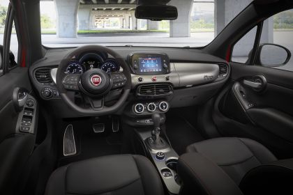 2020 Fiat 500X Sport - USA version 13