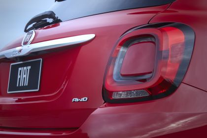 2020 Fiat 500X Trekking Plus - USA version 7