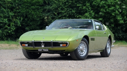 1971 Maserati Ghibli SS - UK version 7