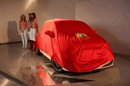 2008 Fiat 500 Abarth unveiling 2