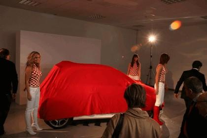 2008 Fiat 500 Abarth unveiling 3