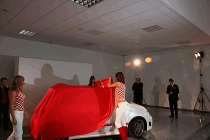 2008 Fiat 500 Abarth unveiling 4
