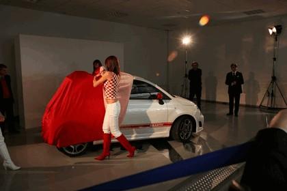 2008 Fiat 500 Abarth unveiling 5